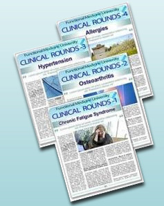 Functional Medicine Clinical Rounds Case studies